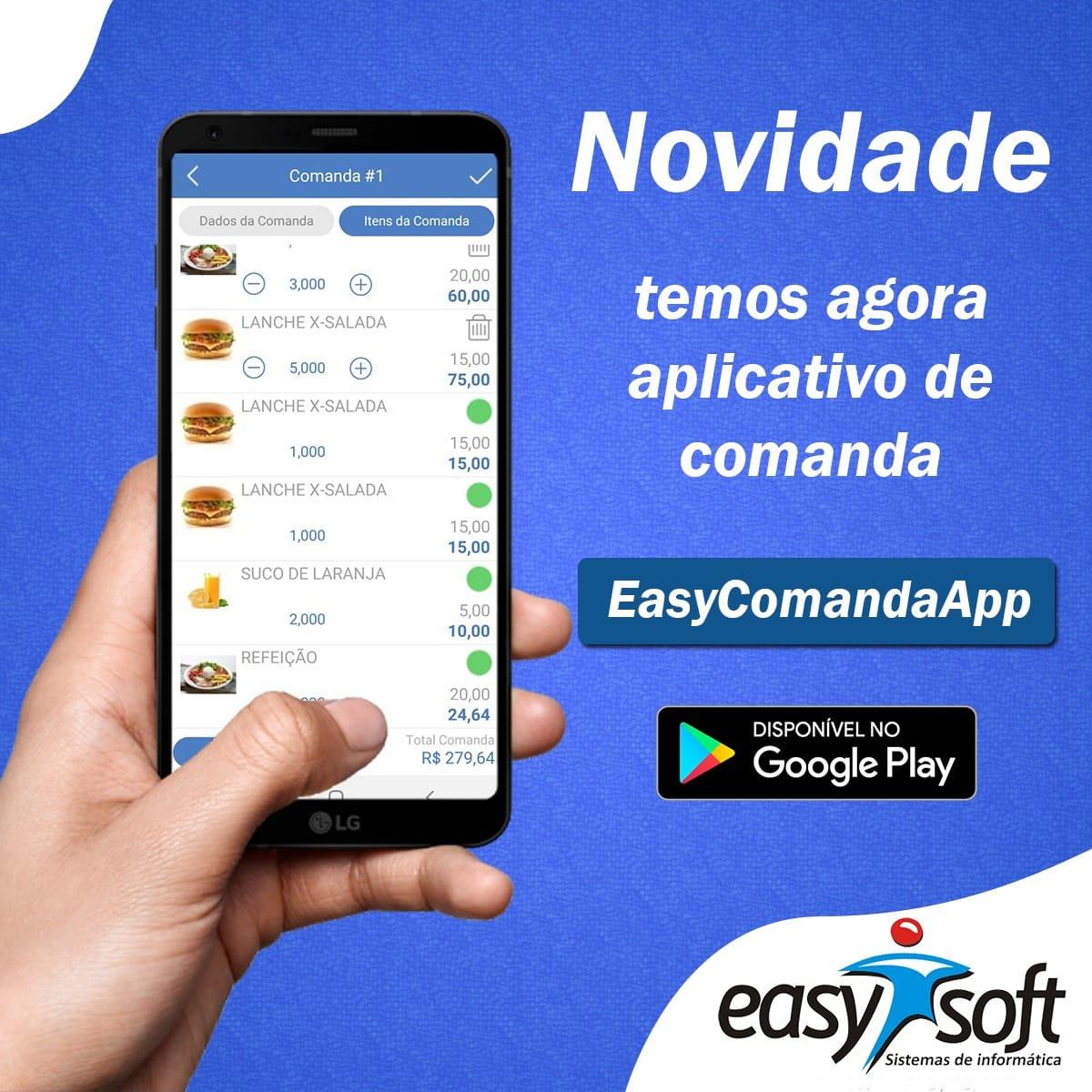 App Comanda